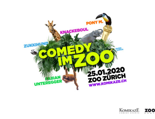 25.01.20, COMEDY IM ZOO