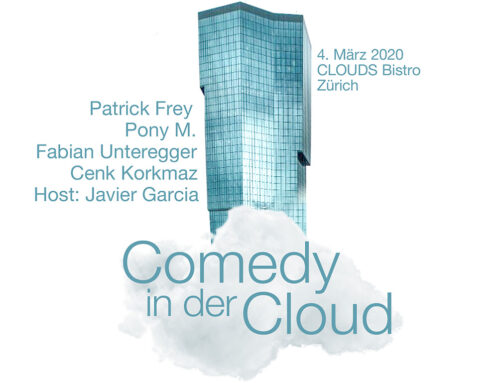 04.03.20, COMEDY IN DER CLOUD